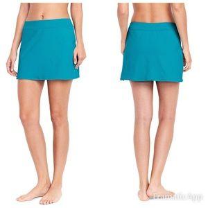 Lands End Swim Skirt Size 14 L